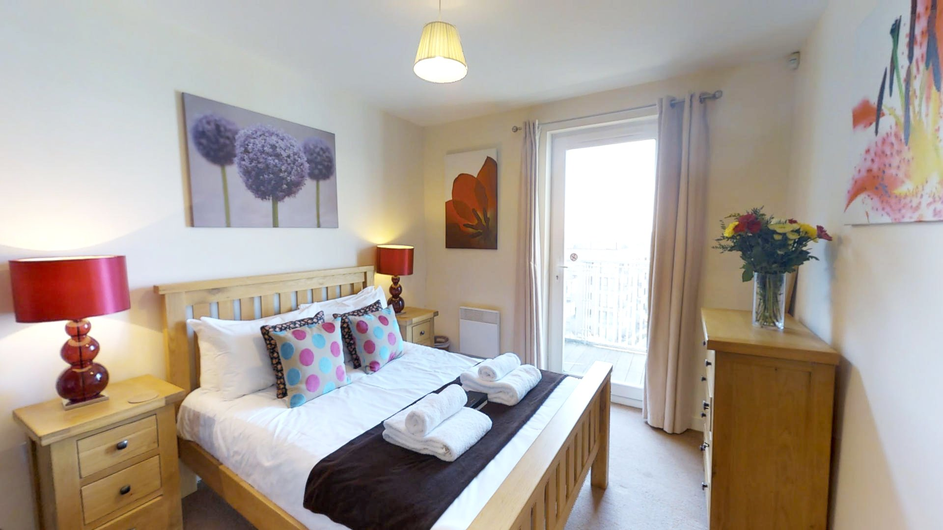 The Triangle - serviced luxury apartment in Cambridge (UK)