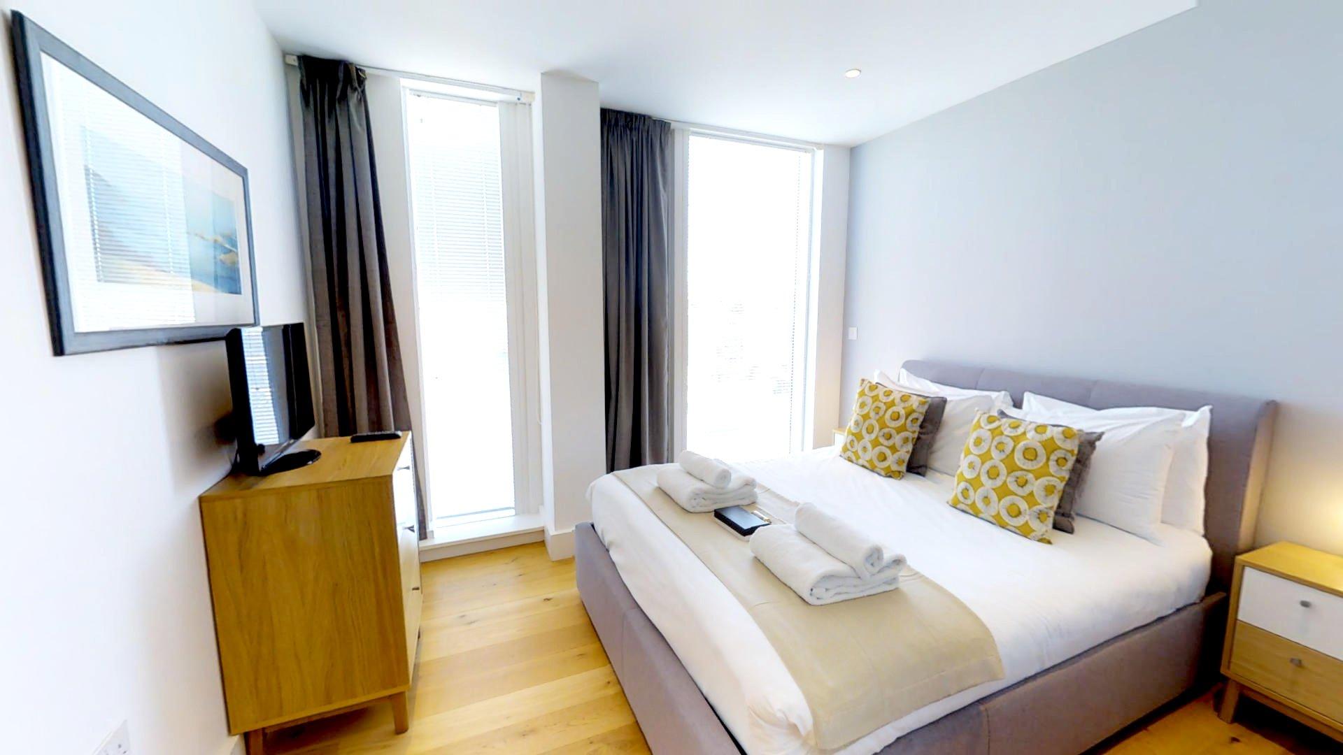 Accordia bedroom