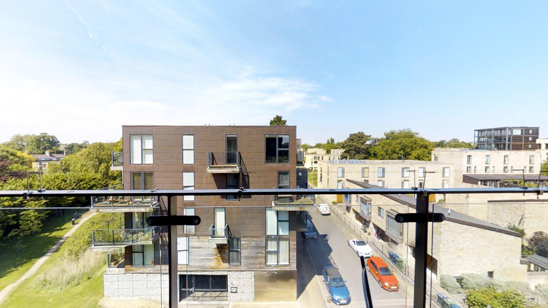 Accordia apartment exterior