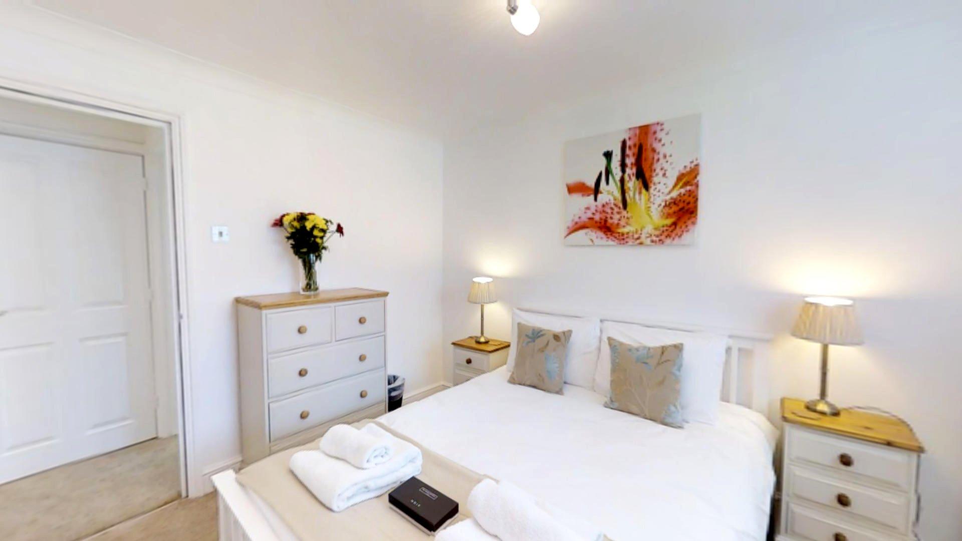 Coronation street luxury bedroom one