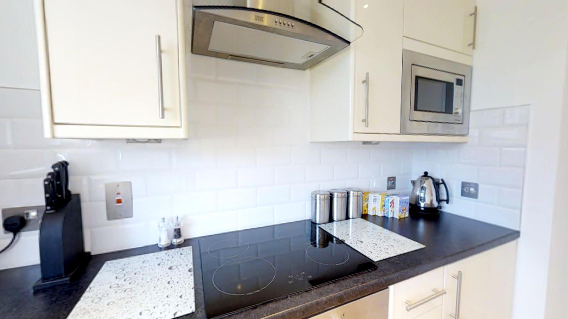 Coronation Street kitchen