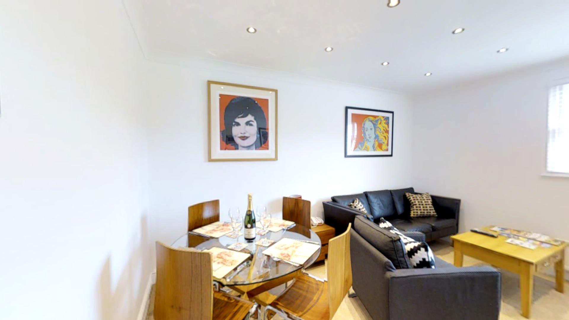 Coronation Street living space