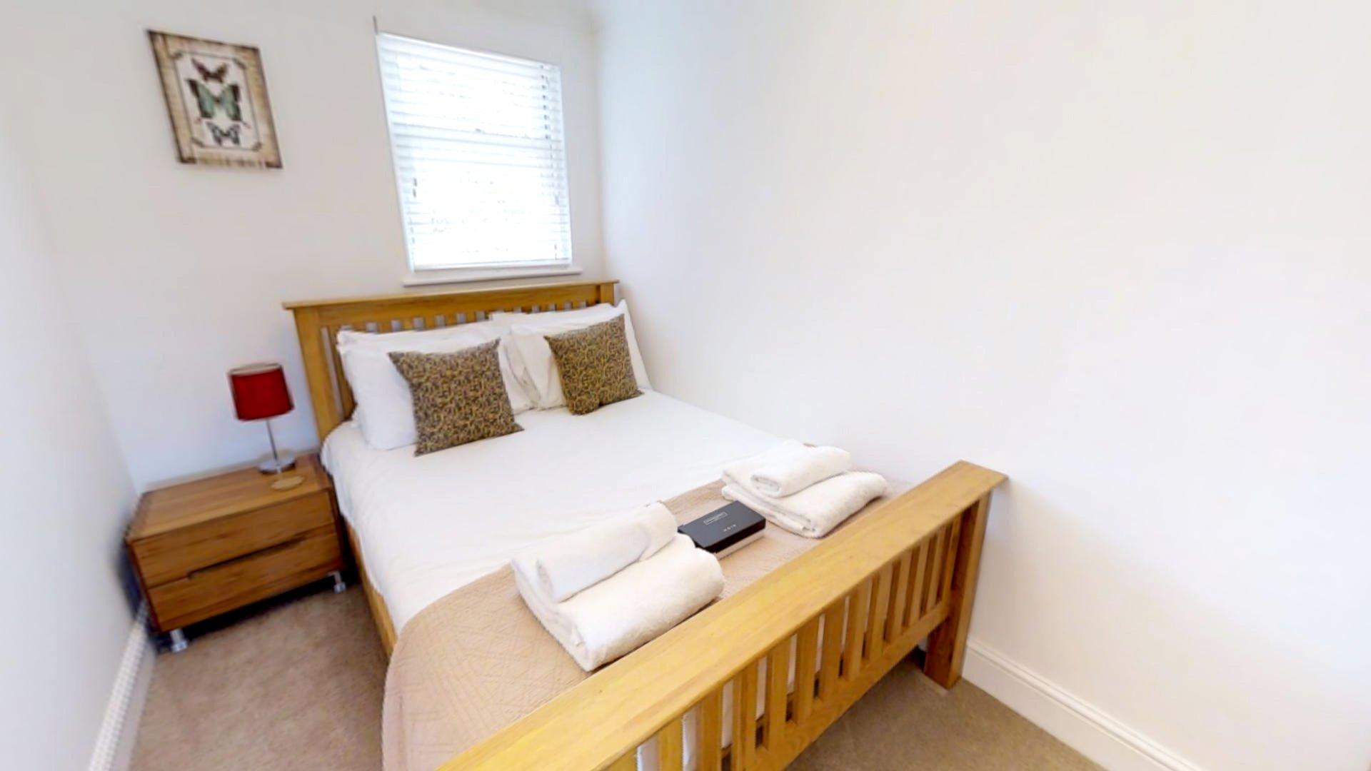 Coronation street luxury bedroom two
