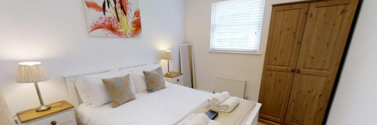 Coronation street bedroom one