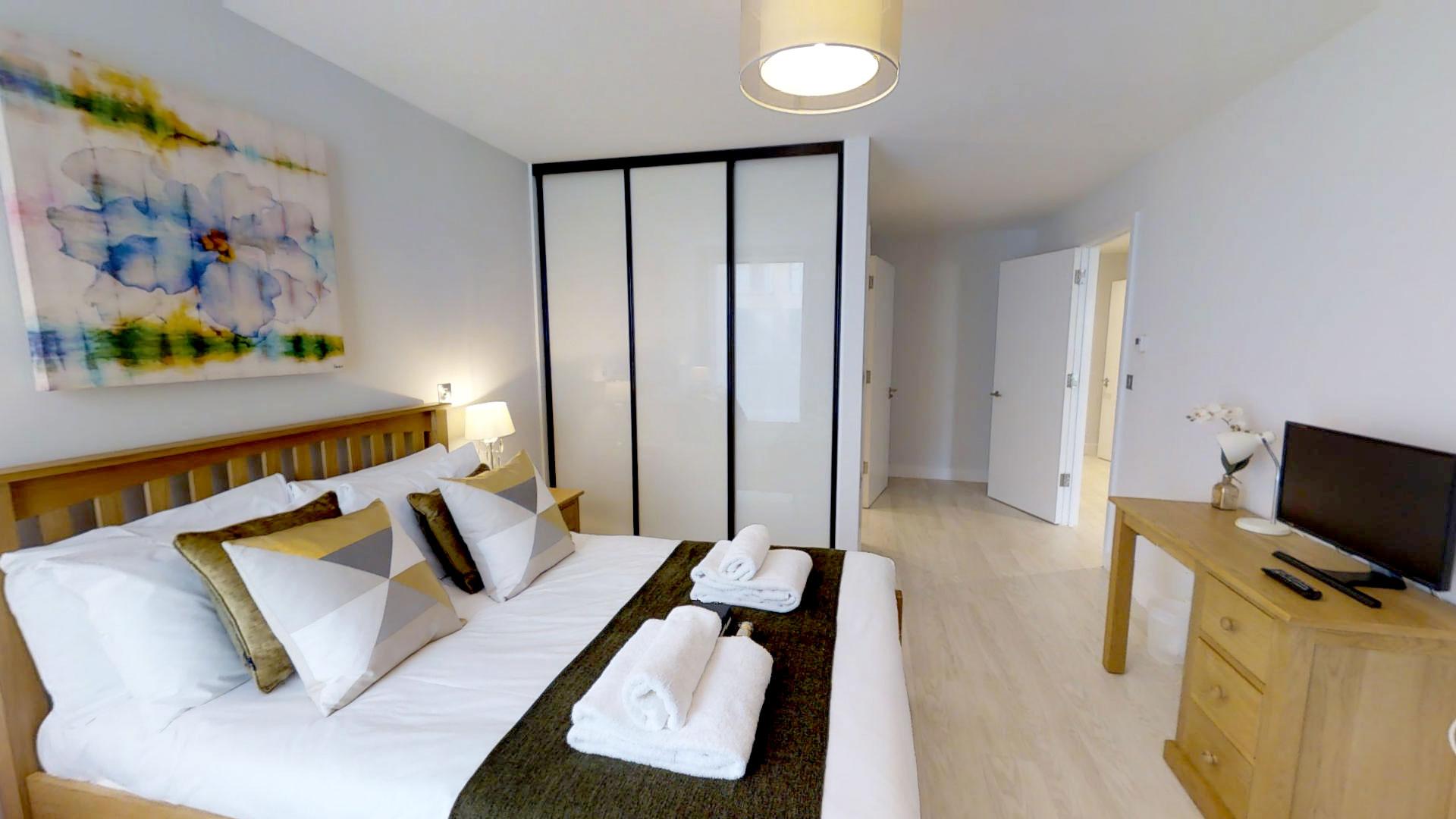Vesta luxury bedroom