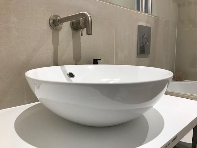 Carlyle bathroom sink