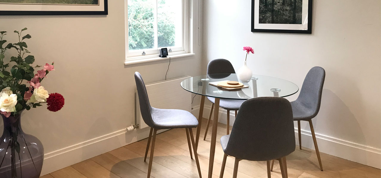 Carlyle house dining table